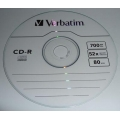 Verbatim CD-R  700Mb/80m/52x