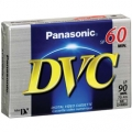 mini DV PANASONIC 60